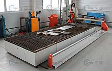 Plasma cutting machine CyberCut-1560-3D